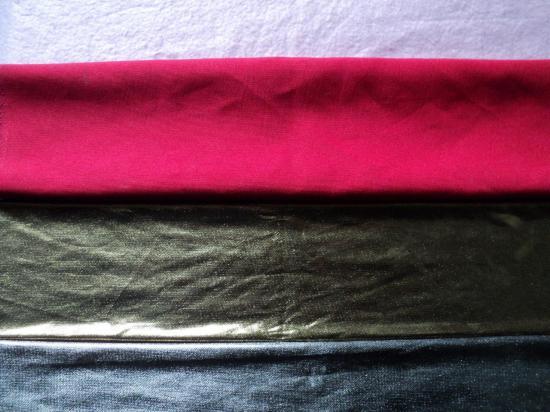 Choix des formes matières couleurs